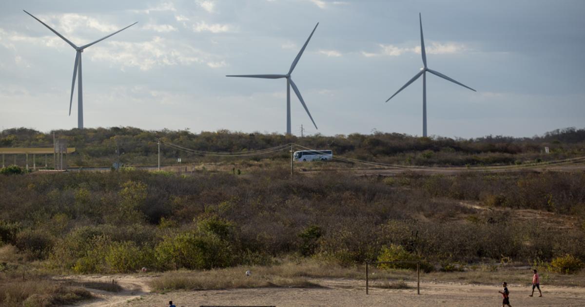 Benefícios da energia eólica para o mundo