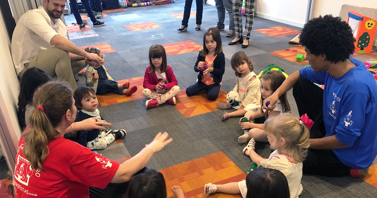 Echo Kids Day celebra nossas crianças