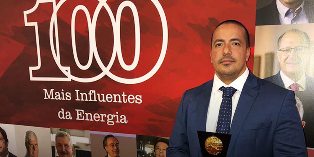 (Portugués de Brasil) Reconhecimento no Prêmio 100 Mais Influentes da Energia 2018