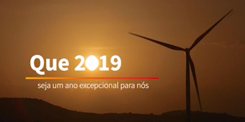 Energias renovadas para 2019