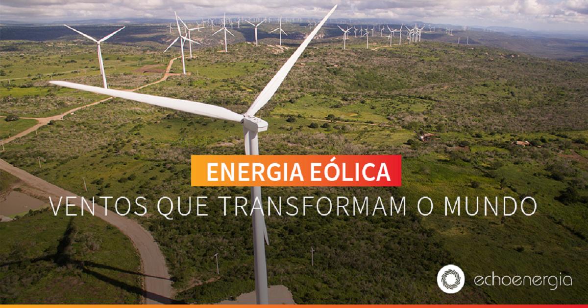 Estudo do vento na implantação de empreendimentos eólicos