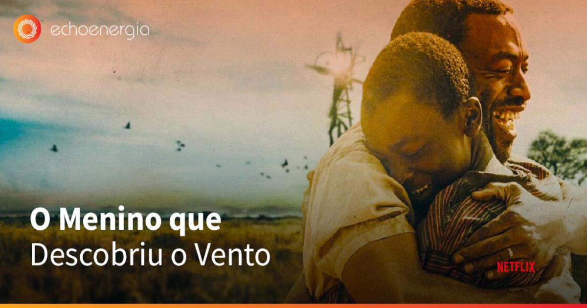 """(Brazilian Portuguese) Conheça """"O Menino que Descobriu o Vento"""""""