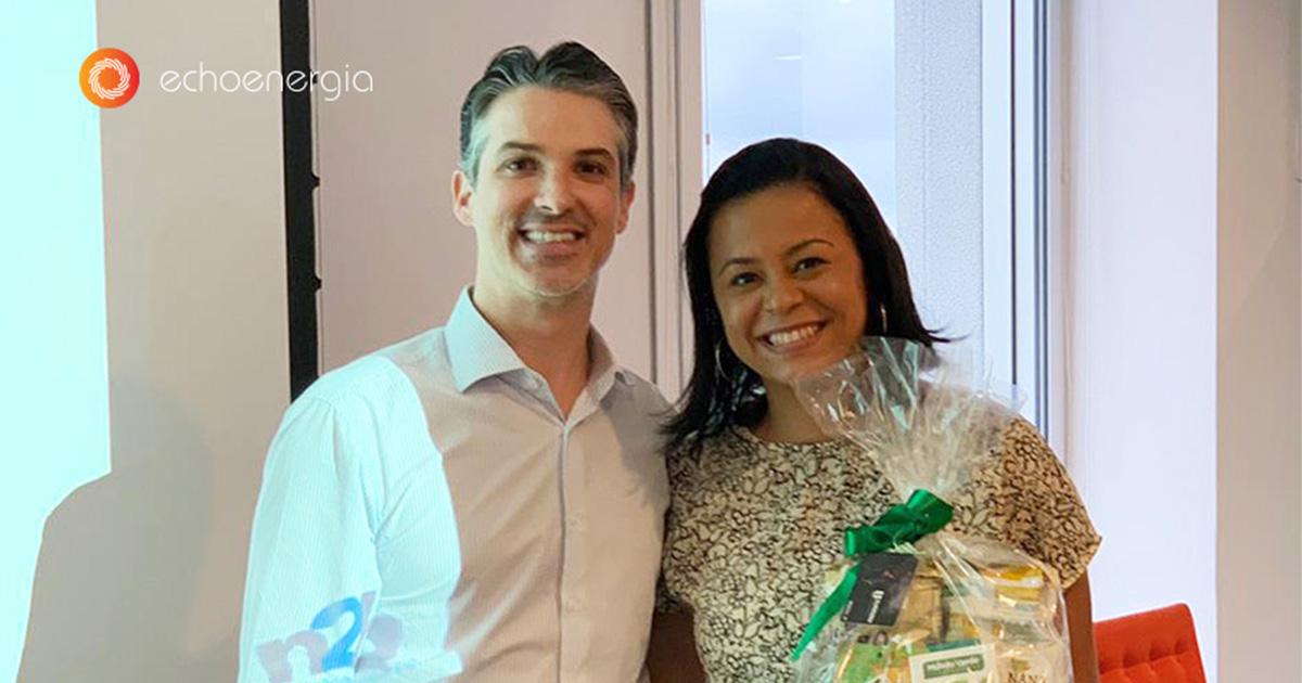 (Brazilian Portuguese) Primeiro desafio Echo Health chega ao fim