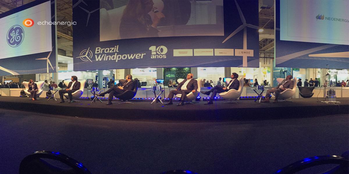 (Portugués de Brasil) Mercado livre em pauta no Brazil Windpower 2019