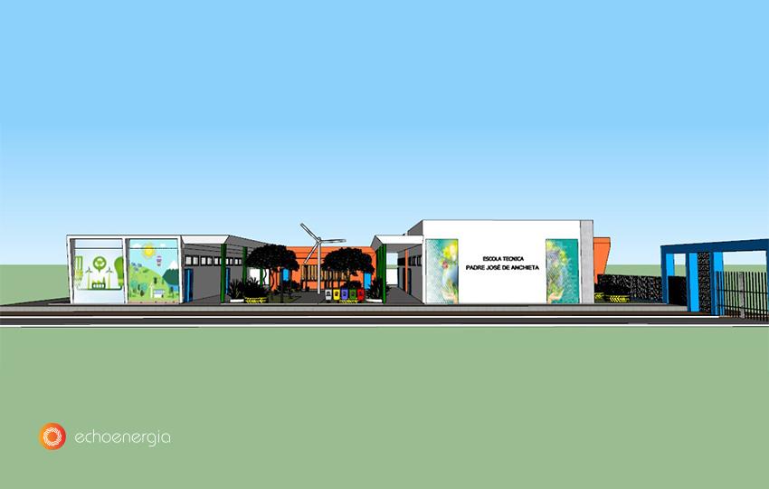 (Português do Brasil) Moradores da Serra do Mel terão escola revitalizada